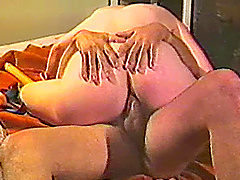 Homemade Video of a Wife Getting Her Nice Ass Fucked