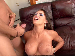 Busty Babe With Sexy Ass Jenna Presley Fucked And Jizzed On