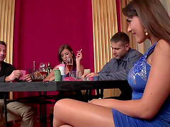 Valery Summer and Donna Bell are skanky babes