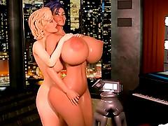 Порно 3d с фантастическими существами