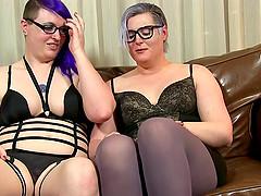 BBW shemale Porn Tube Emily Osment porno