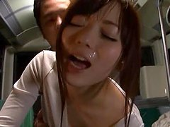 Sweaty Hardcore Sex For the Gorgeous Asian Babe Yuu Asakura