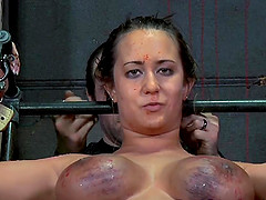 Trina Michaels's hot body endures all kinds of kinky games