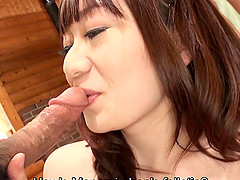 Subtitled uncensored Japanese naked party blowjob game in HD