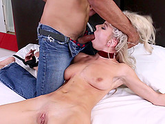 Molly Mae grabbed, tied up and fucked mercilessly and tirelessly