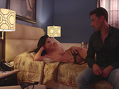 India Summer dolls up for a great fuck with a horny lover