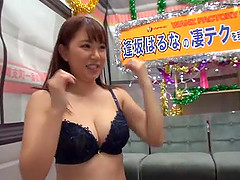 He enjoys being teased by Japanese hottie Aisaka Haruna