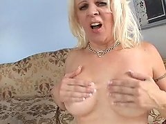 Busty and Curvy MILF Gets a Huge Fuck With Her Man