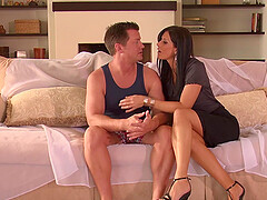 India Summer comes to visit her friend and fucks with him very hard