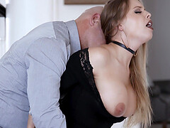 Fucking without mercy with provocative pornstar Britney Amber