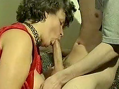 Swedish granny love BBC