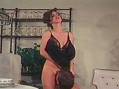 One of the hottest retro porn films