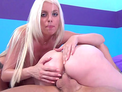 Pussy dicking and ass fingering for sexy Britney Amber and Lilith Lust