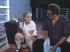 Mature man fuck absolutely delicious blonde teen