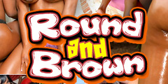 Round And Brown Video Channel